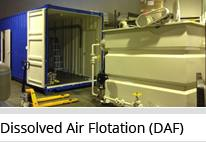 Dissolved Air Floatation Systems