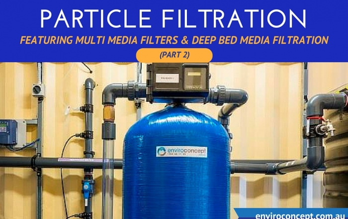 Particle Filtration & Media Filters